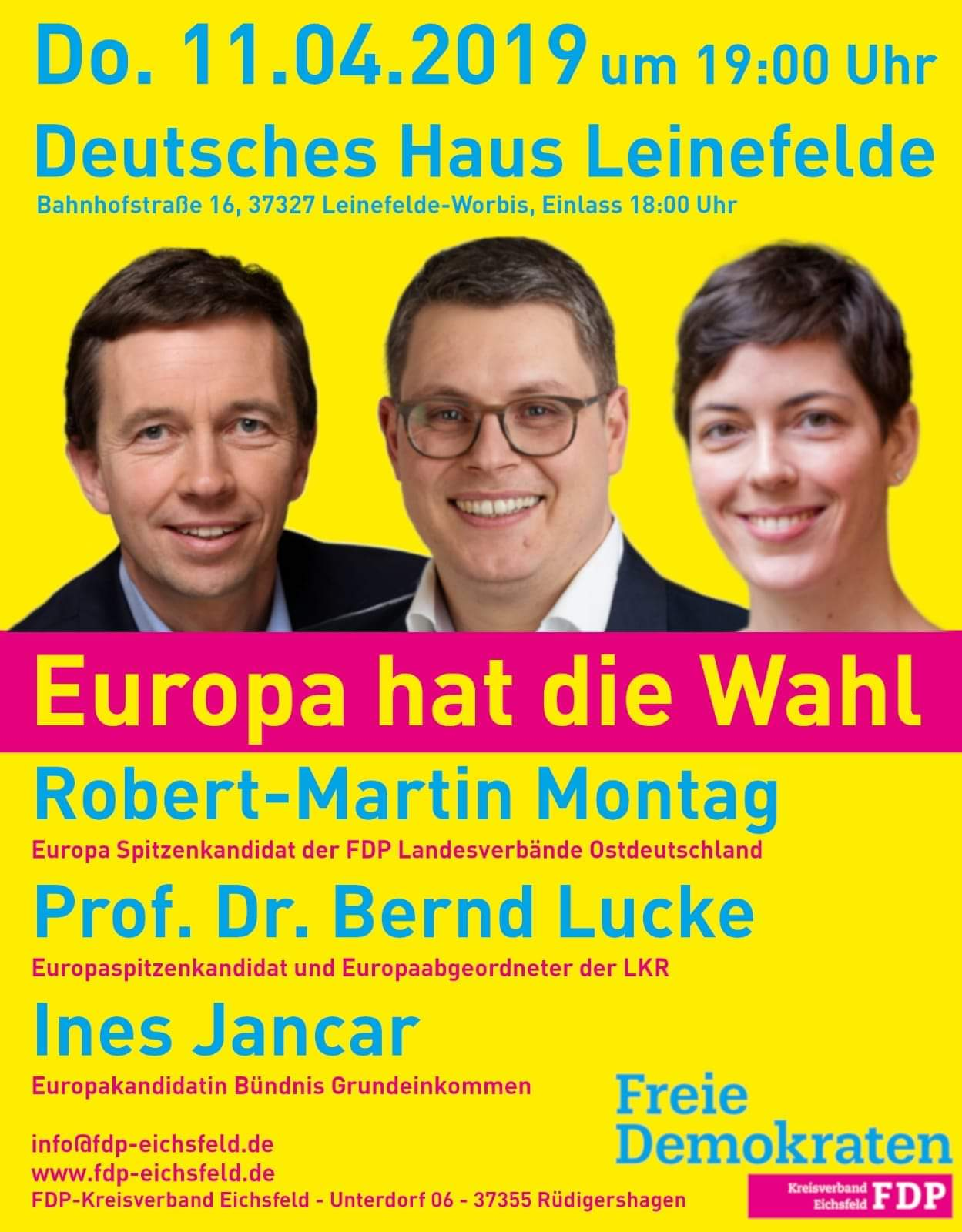 BGE EU FDP