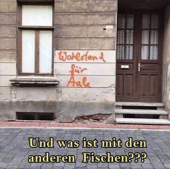 wohlstand fuer aale
