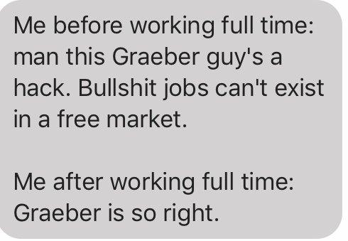 graeber bullshit